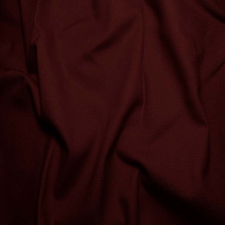 Cotton Canvas Duck Cloth - 10oz Wine - NY Fashion Center Fabrics