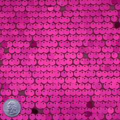8mm Sequin Mesh Wine - NY Fashion Center Fabrics