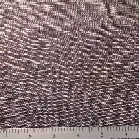 Linen Chambray YD 2009 148 Black Denim - NY Fashion Center Fabrics