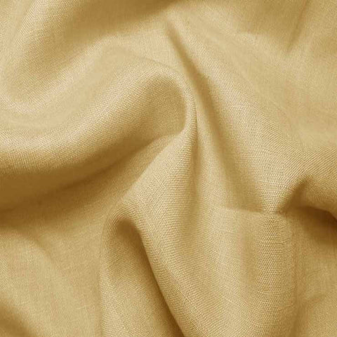 Handkerchief Linen Yellow - NY Fashion Center Fabrics