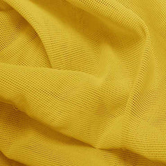 Nylon Powermesh Yellow - NY Fashion Center Fabrics