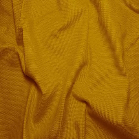 Cotton Duck Cloth, 10oz - 20 Yard Bolt Yellow - NY Fashion Center Fabrics