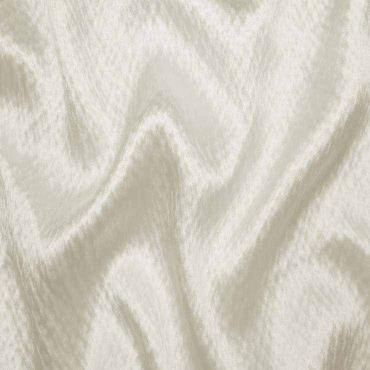 Silk Heavyweight Hammered Satin bs 4117 Ivory
