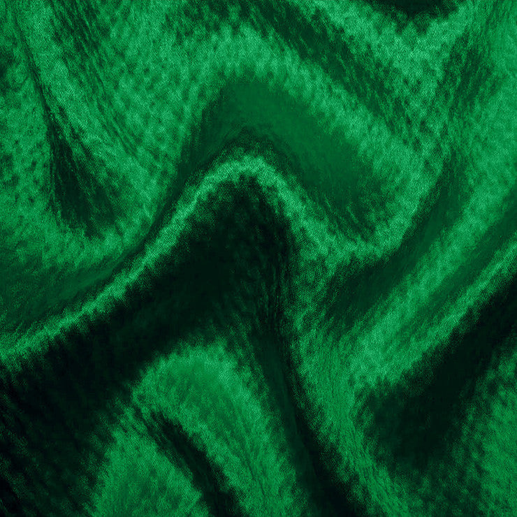 Silk Heavyweight Hammered Satin bs 4117 Jade