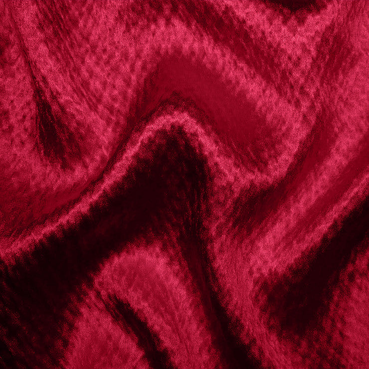 Silk Heavyweight Hammered Satin bs 4117 Magenta