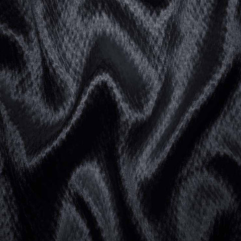 Silk Heavyweight Hammered Satin bs 4117 Navy