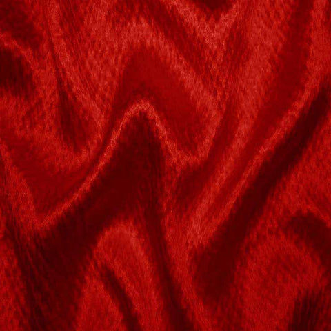 Silk Heavyweight Hammered Satin bs 4117 Ruby