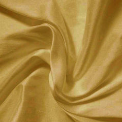 Silk Shantung gold