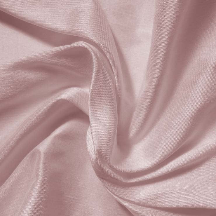 Silk Shantung light pink