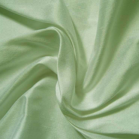 Silk Shantung mint