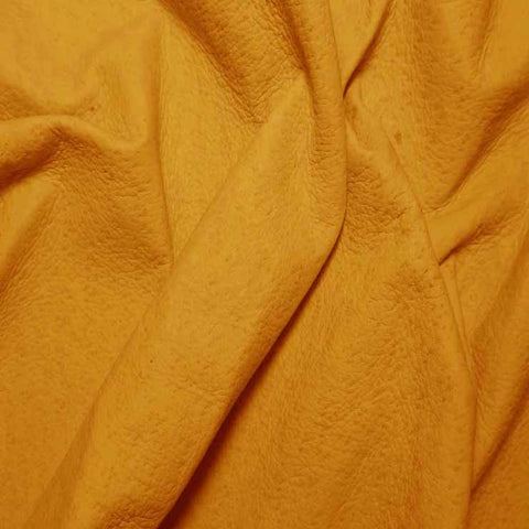 Suede Leather p324 Sunflower