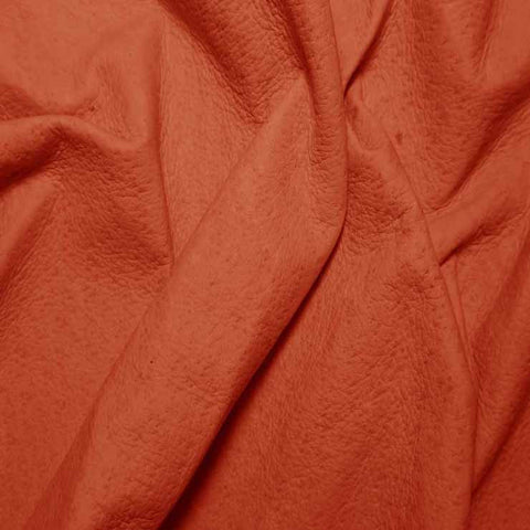 Suede Leather p354 Coral