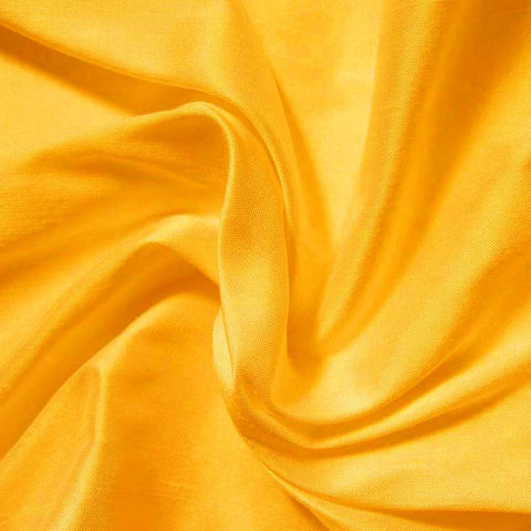 Silk Shantung spanish gold