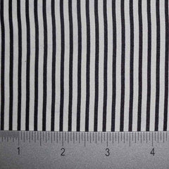 Silk Charmeuse Dress Stripe styleES2040 pattern10081BlackWhiteStripe