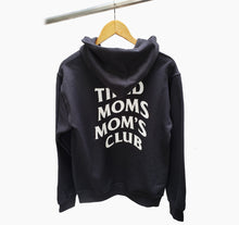 Load image into Gallery viewer, Tired  Moms Mom's Club Premium Hoodie