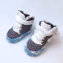Load image into Gallery viewer, McFlys Crochet Baby Shoes