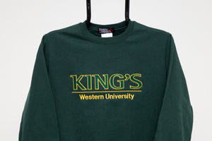 Crewneck Sweatshirt, Green
