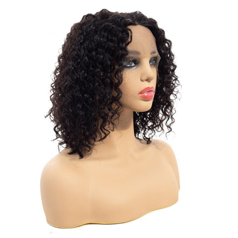 brazilian hair styles lace front wig 130% density