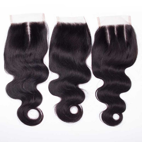 Soul Lady Lace Closure Brazilian Human Hair 4x4 Closure Body Wave