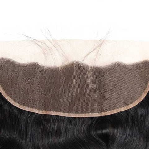 Image of Queena Brazilian 3 Bundles With 13x4 Lace Frontal Body Wave Hair