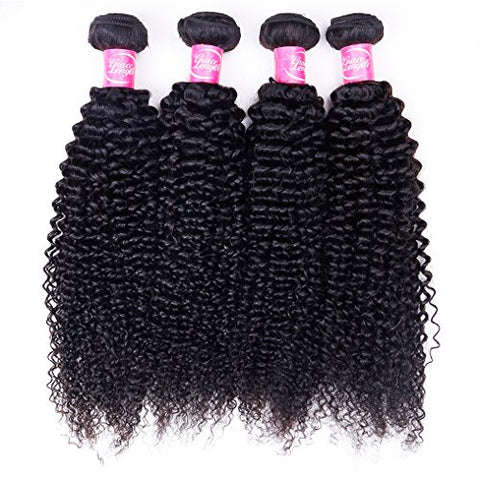 Queena Vietnam Jerry Curly Virgin Hair 4 Bundles Human Hair Weave