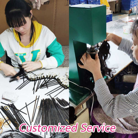 Image of Customized Service