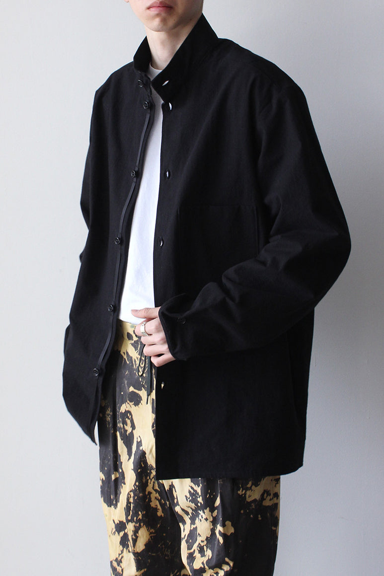 CAMILLE COCOON COAT / NAVY [40%OFF]