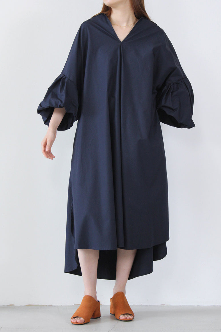 COQUI DRESS  / NAVY