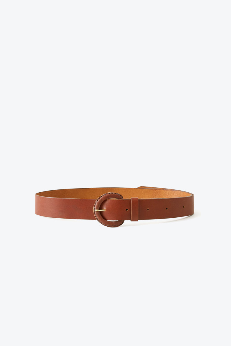 DUNE BELT / SADDLE BROWN