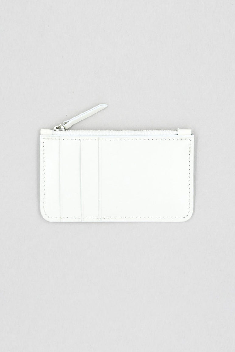 LONG ZIP WALLET / OFF-WHITE BARANI
