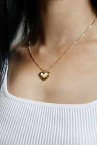 AMOURETTE NECKLACE / 14K GOLD FILLED