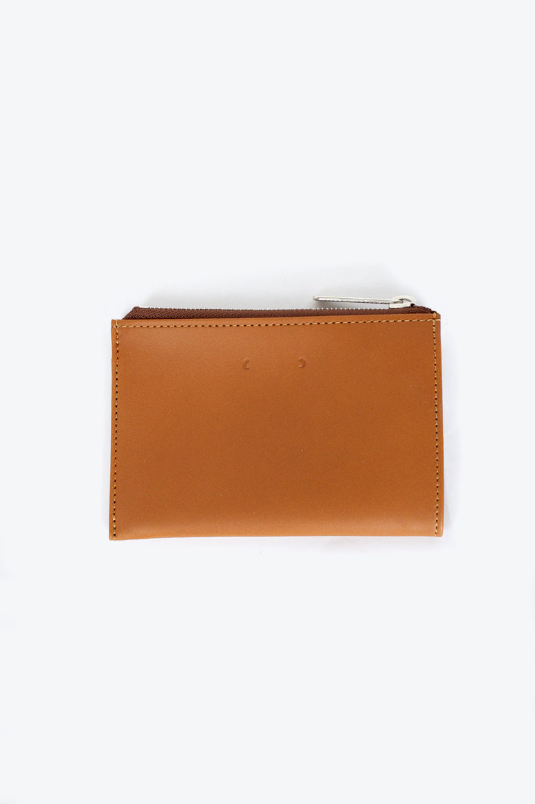 CM16 LEATHER COIN CASE / BROWN