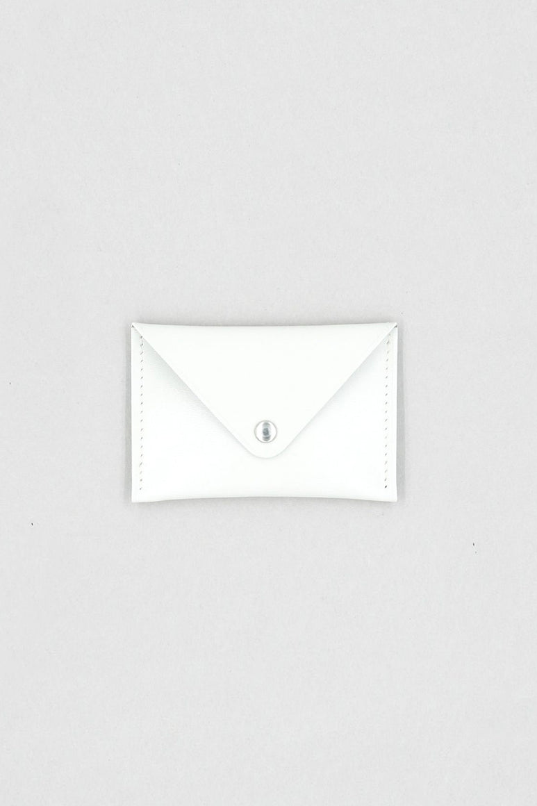 ENVELOPE CARDHOLDER  / OFF-WHITE BARANIL