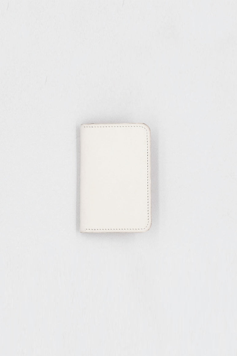 FOLDING CARDHOLDER / OFF-WHITE BARANIL