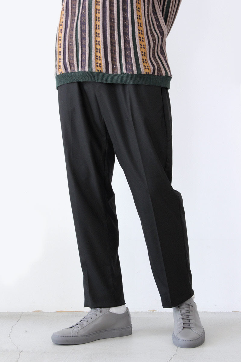 CALVIN TROUSERS / BLACK