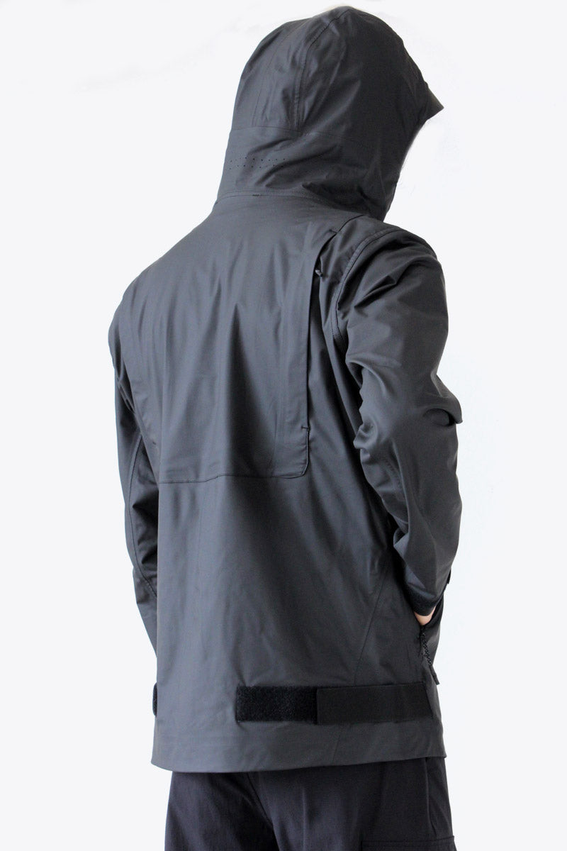 STORM BONDED SHELL / BLACK [30%OFF]