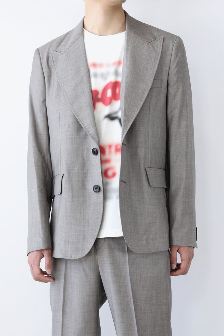 NEW BULLHEAD BLAZER / STONE WOOL [20%OFF]