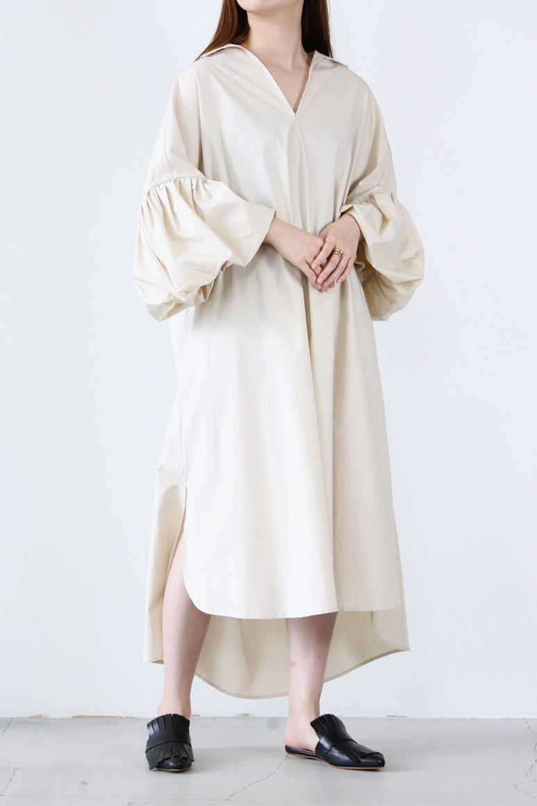 COQUI DRESS  / CREMA
