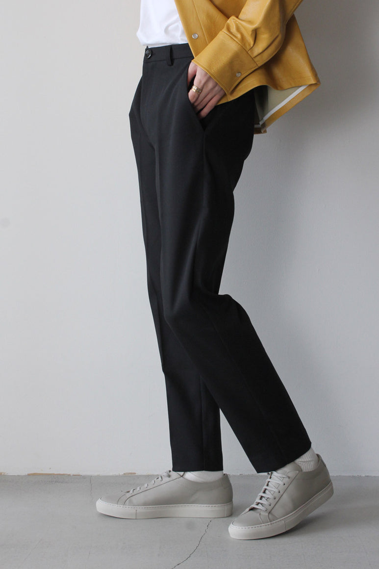 HARVEY TROUSERS / BLACK