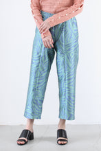 Load image into Gallery viewer, PATCH PANT ELECTRIC ZEBRA / SURF MULTI [30%OFF]
