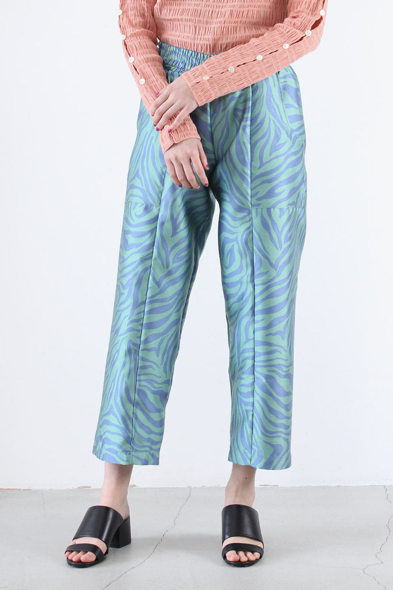 PATCH PANT ELECTRIC ZEBRA / SURF MULTI