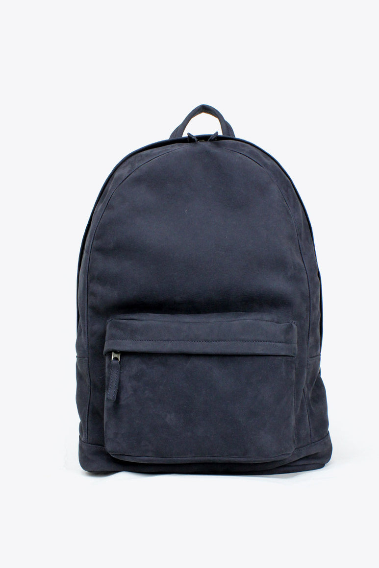 [STOCK EXCLUSIVE] CA6 LEATHER BACK PACK / INDIGO