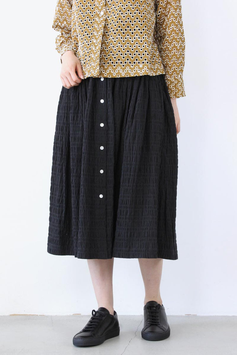 LINGO SKIRT / BLACK