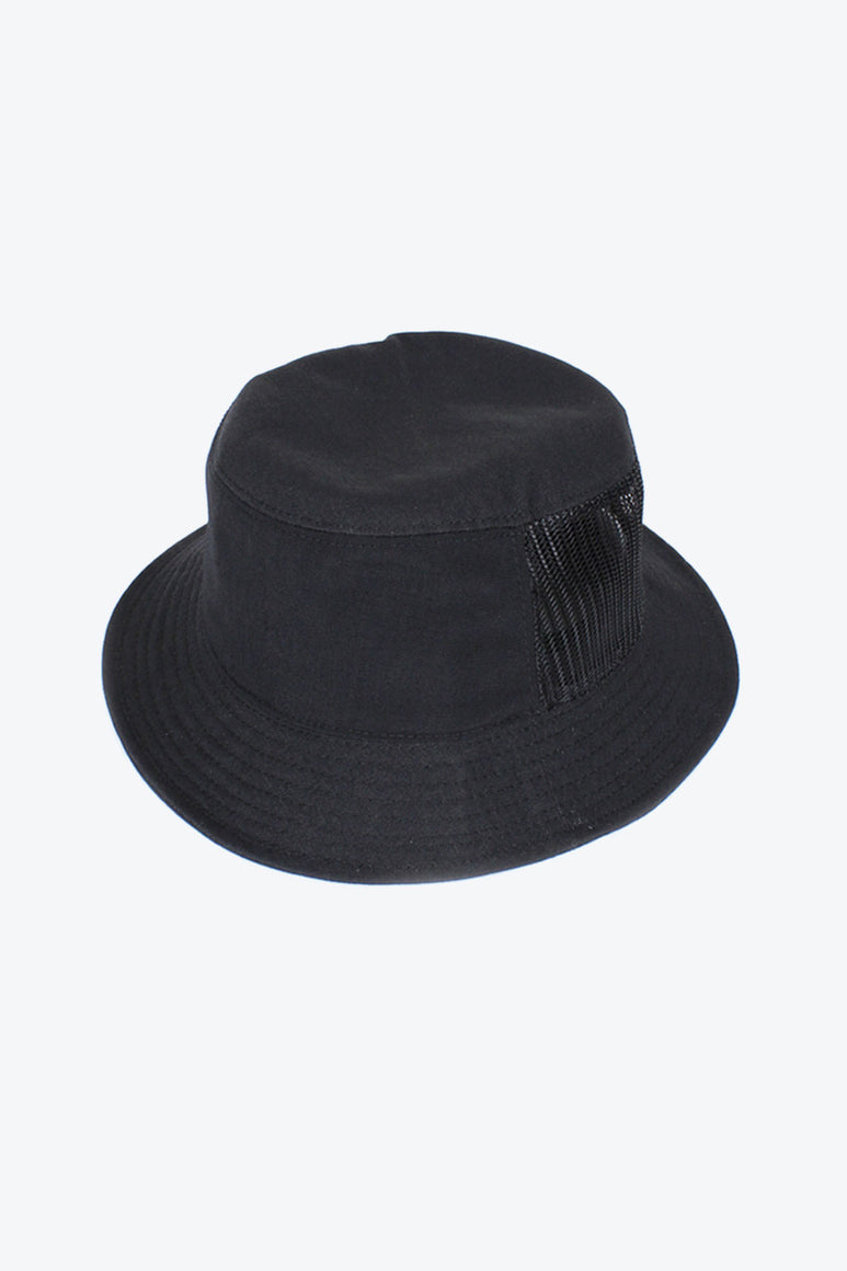 BUCKET HAT ONE / BLACK CORDURA