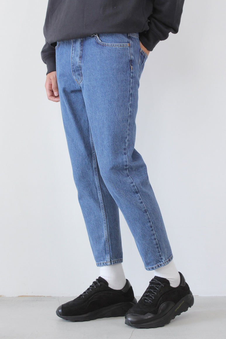 BEN DENIM PANTS / STONE BLUE