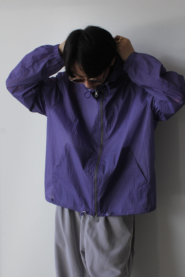 FACILITY JACKET / THERMOCHROMIC PURPLE