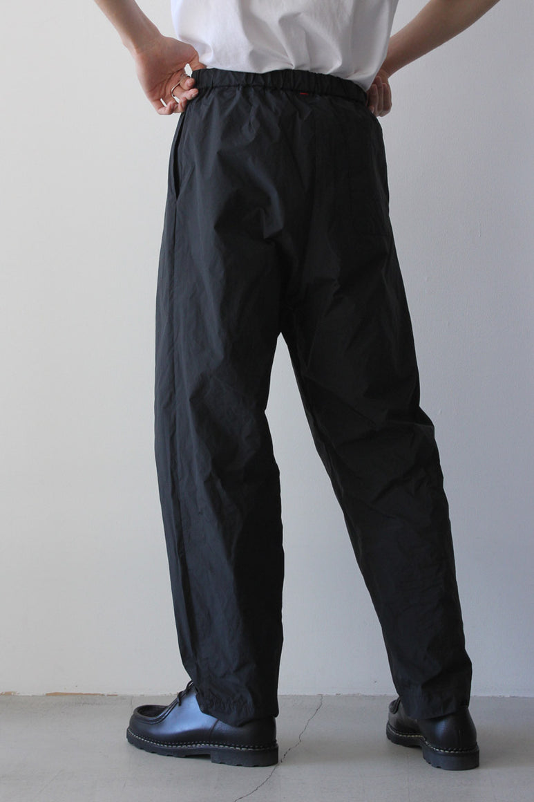 BASIC PANTS SWING / BLACK
