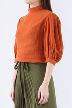Load image into Gallery viewer, GEORGIANA BLOUSE / PAPRIKA [30%OFF]