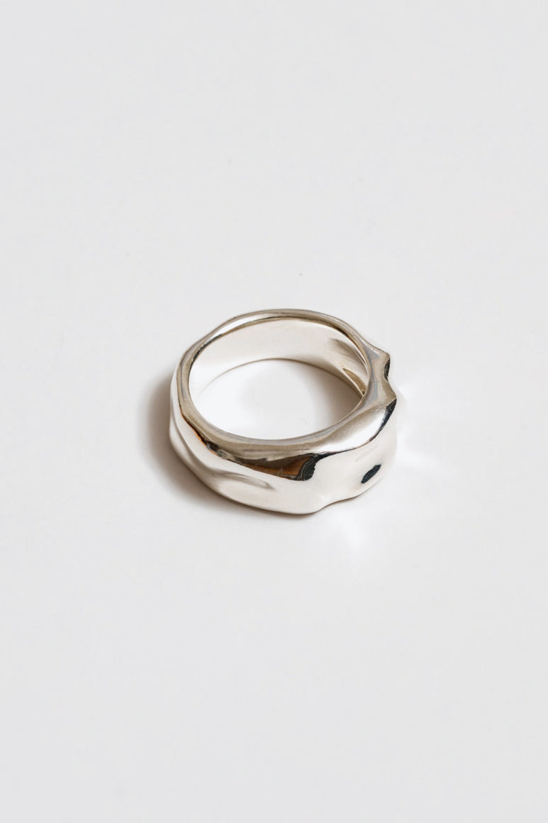 AIDA RING / STERLING SILVER