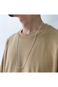 NECKLACE NO.214 / SILVER925